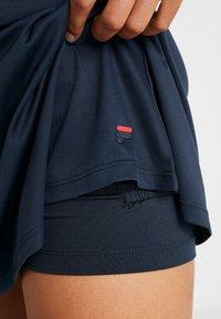 Fila - SKORT ANN - Sportovní sukně - peacoat blue - 5
