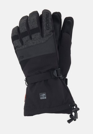 SID R-TEX® XT TRIPLE SYSTEM - Gloves - black/black melange