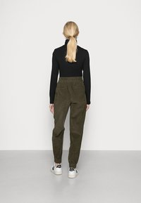 More & More - TROUSER - Trousers - autumn forest - 2