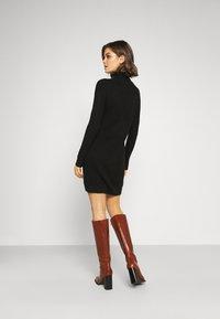 Even&Odd - Jumper dress - black - 2
