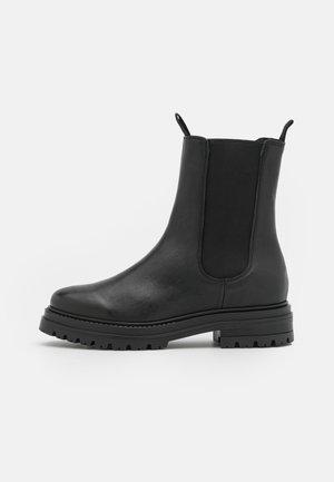 KENSINGTON BOOT - Stövletter - black