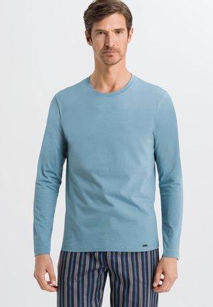 LONG - Long sleeved top - blue