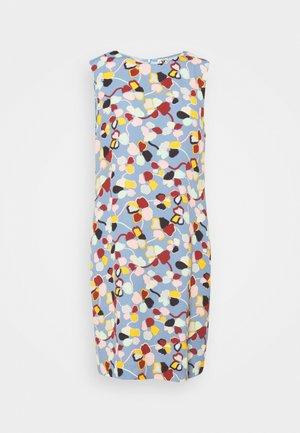 DRESS - Denní šaty - powder blue/candy