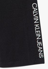 Calvin Klein Jeans - CYCLING  - Kraťasy - black - 3