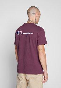 Champion Reverse Weave - CREWNECK  - T-shirt con stampa - wre - 2