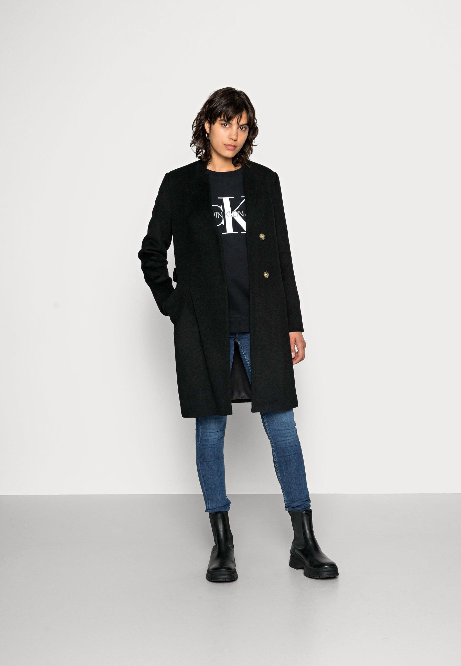 Damen CORE MONOGRAM LOGO - Sweatshirt