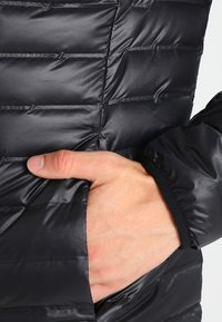 adidas Performance - VARILITE DOWN JACKET - Winter jacket - black - 3