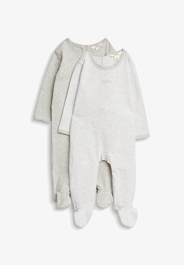 2 PACK - Jumpsuit - light grey