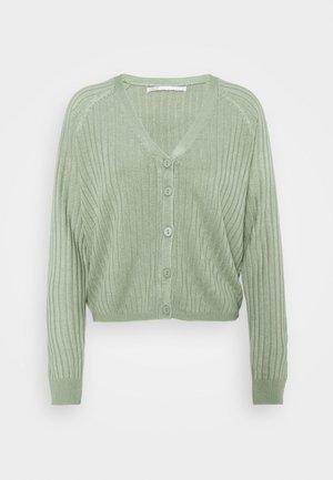 ONLAMALIA - Strikjakke /Cardigans - hedge green