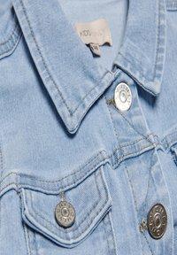 Kids ONLY - Denim jacket - light blue denim - 2