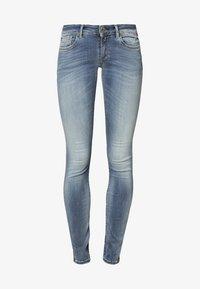 Replay - HYPERFLEX LUZ - Jeans Skinny Fit - blue - 6
