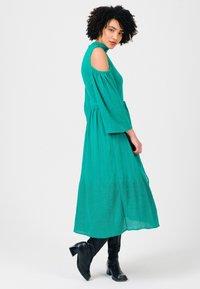 Solai - Jumper dress - ultramarine green - 3