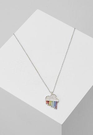 RAINBOW MINI PENDANT - Necklace - multicoloured