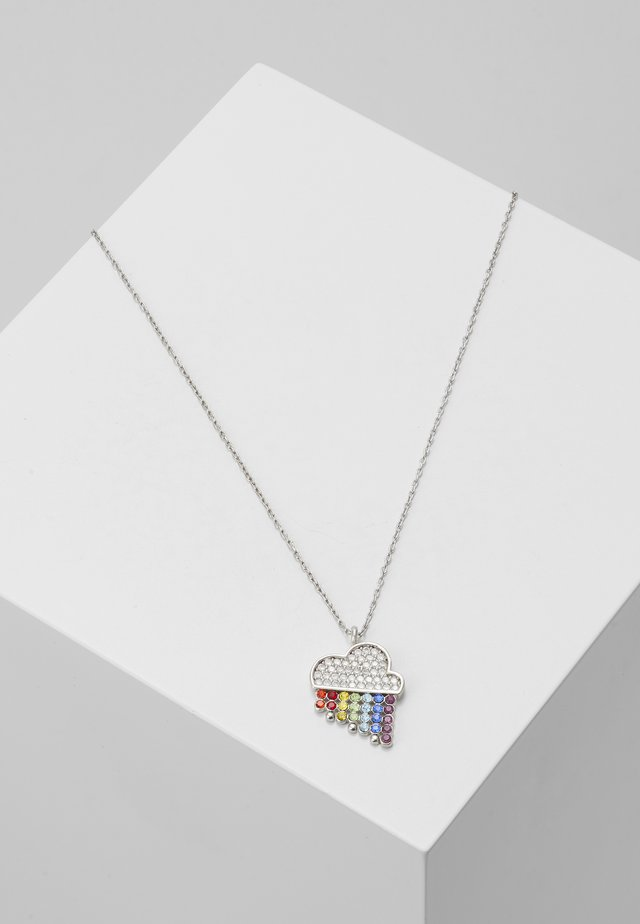 RAINBOW MINI PENDANT - Halskæder - multicoloured