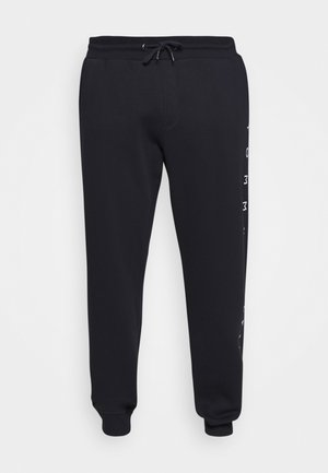 BASIC BRANDED - Pantaloni sportivi - blue