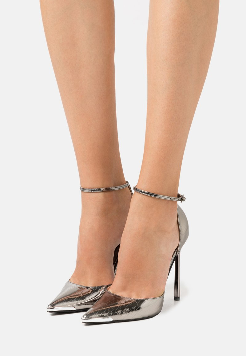 Topshop - FARO - High heels - metallic