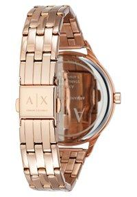 Armani Exchange - Horloge - roségold-coloured - 2