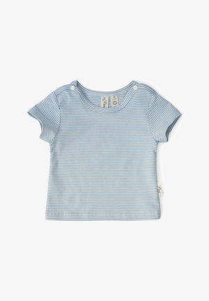 ELTON - Print T-shirt - milky sky