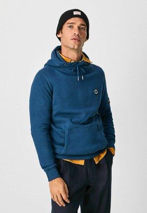 Hoodie - scout blau