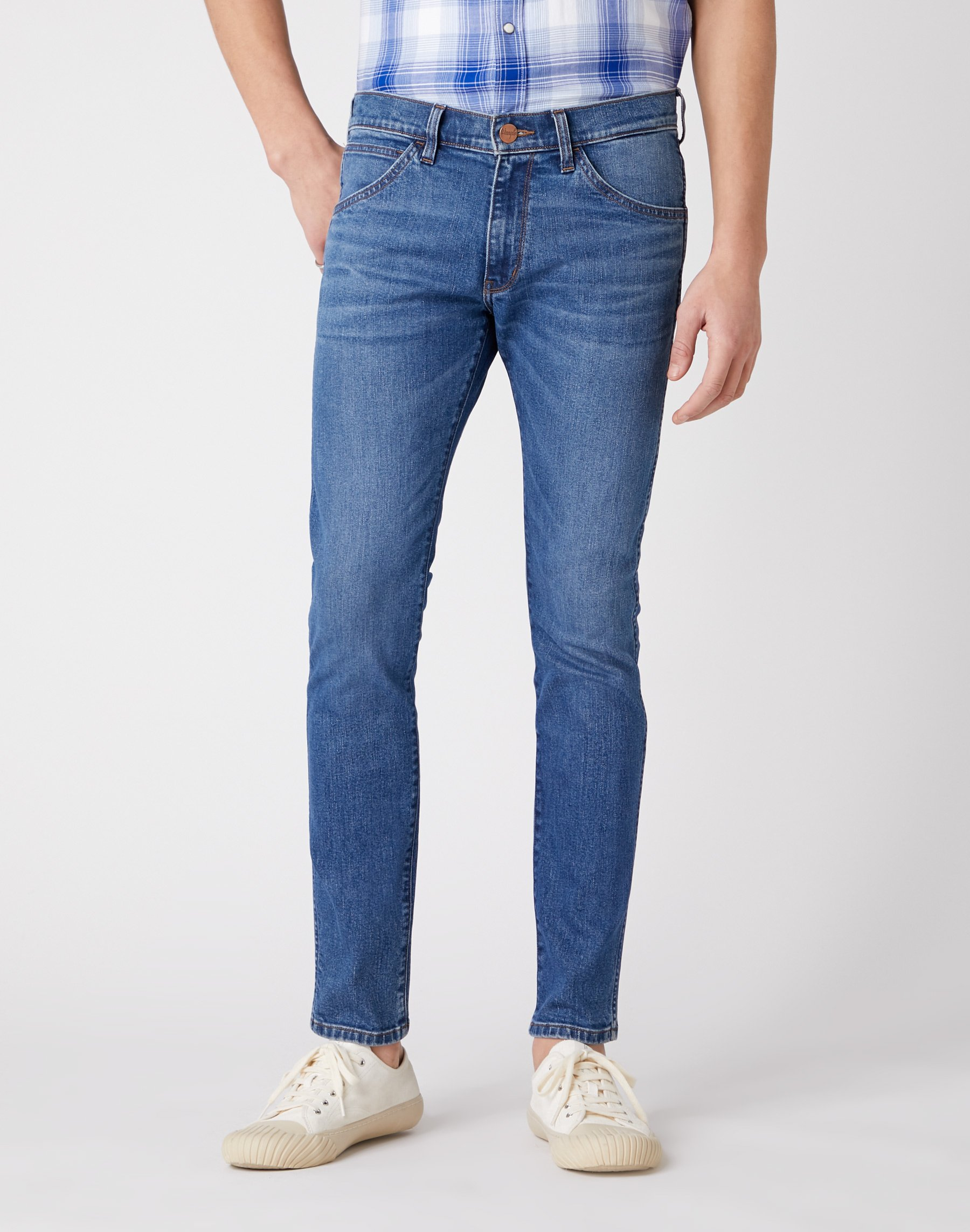Uomo BRYSON - Jeans slim fit