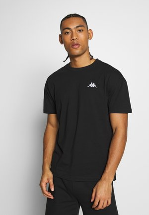 VEER - T-shirt basic - caviar