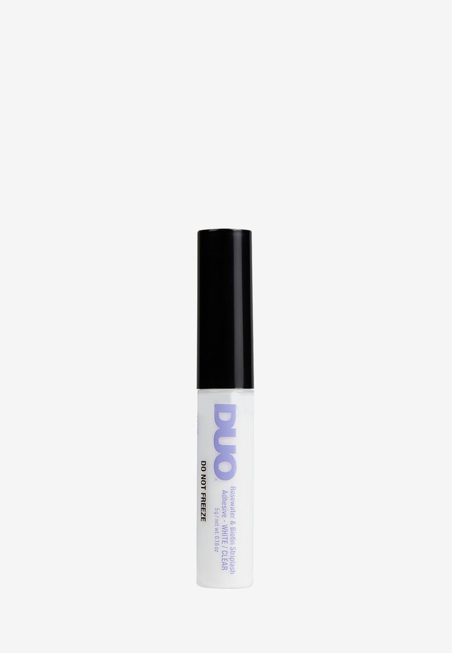 DUO ROSEWATER & BIOTIN - Faux-cils - clear