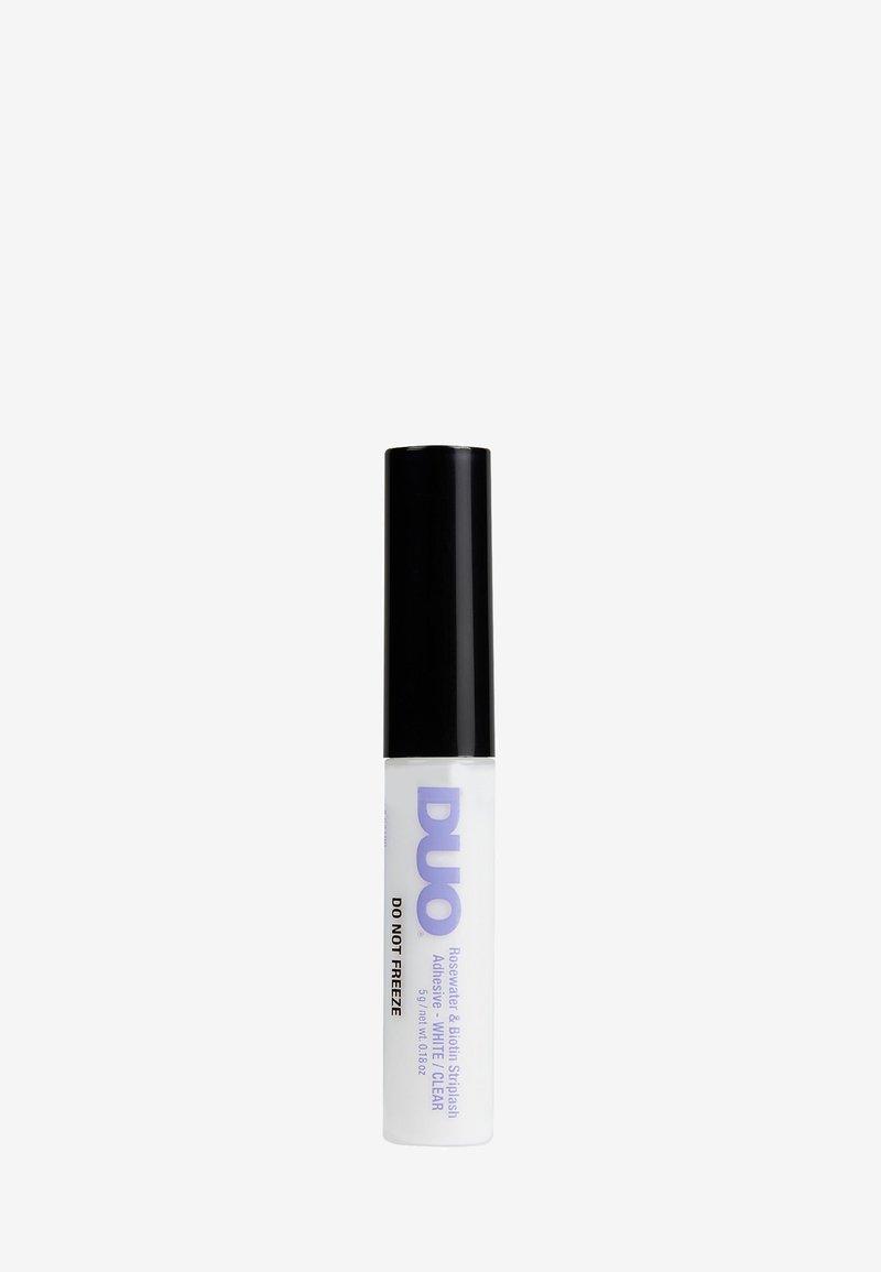 DUO - DUO ROSEWATER & BIOTIN - False eyelashes - clear