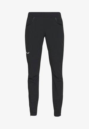AGNER - Pantalones - black out