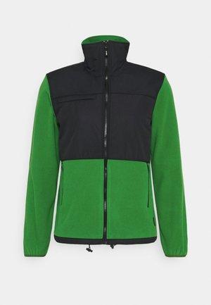 BACTON UNISEX - Fleecová bunda - amazon green