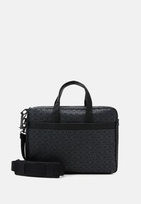 Calvin Klein - LAPTOP BAG - Aktówka - black - 0