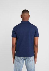 Polo Ralph Lauren - SLIM FIT MODEL - Polo shirt - monroe blue heath - 2