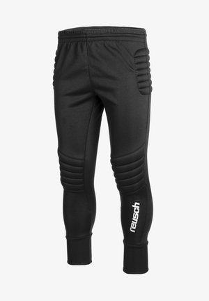 TORWARTHOSE STARTER II  JUNIOR - Trousers - black / silver