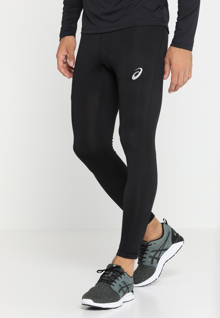 ASICS - SILVER  - Legging - performance black