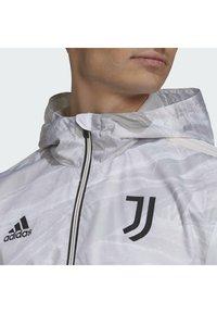 adidas Performance - JUVENTUS TURIN  - Training jacket - white - 4