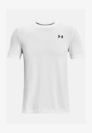 SEAMLESS SS - Print T-shirt - white