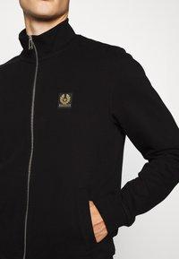 Belstaff - ZIP THROUGH - Zip-up hoodie - black - 3