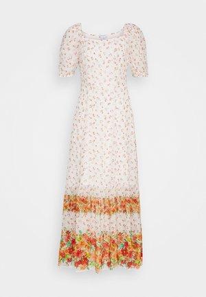 MARY DRESS - Maxi šaty - multicoloured