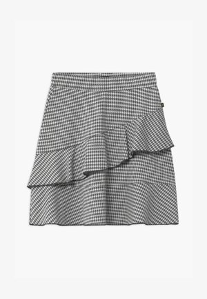TEEN GIRLS - A-line skirt - grey