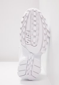 Fila - D FORMATION - Zapatillas - white/navy/red - 6