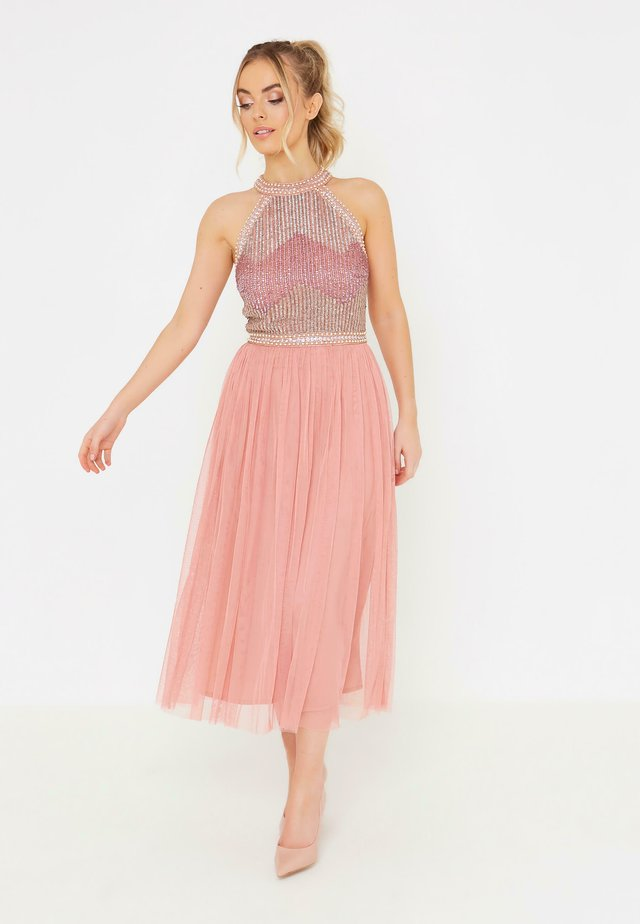 LARA - Abito da sera - dusty pink