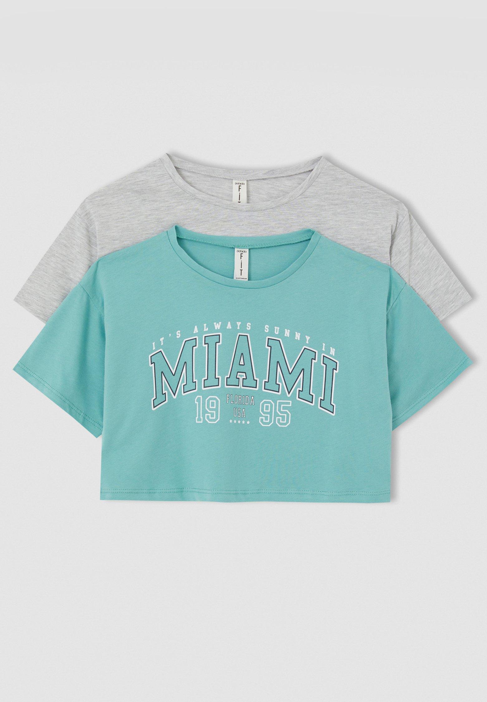 Kinder 2 PACK - T-Shirt print