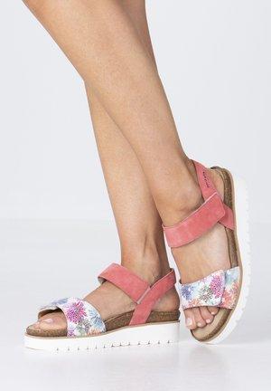 THELMA - Walking sandals - multicoloured