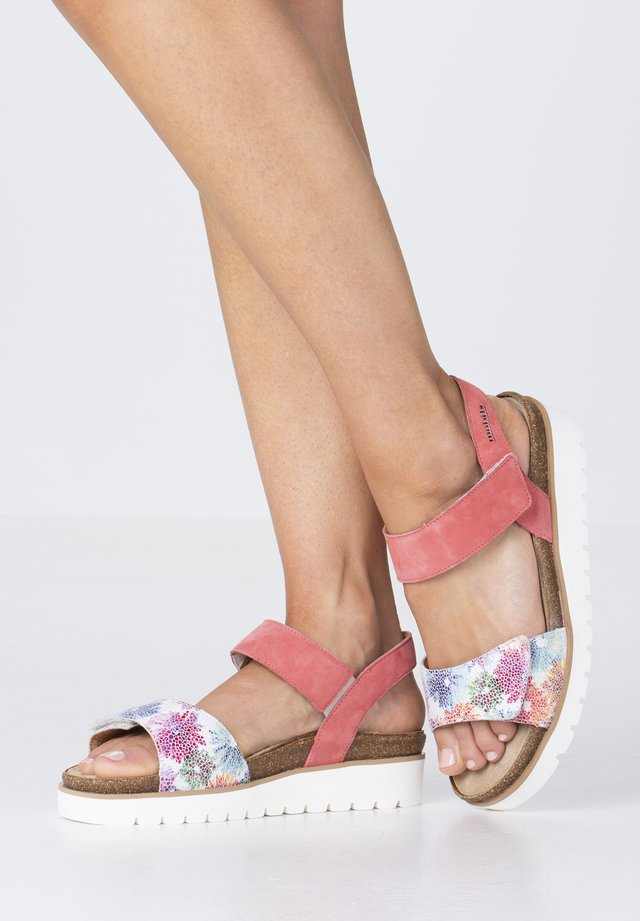 THELMA - Walking sandals - multicoloured