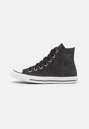 CHUCK TAYLOR ALL STAR UNISEX - Zapatillas altas - black/egret