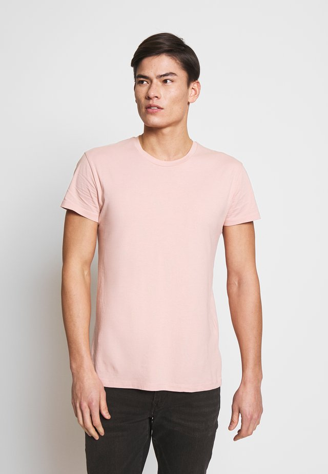 KRONOS  - Basic T-shirt - misty rose
