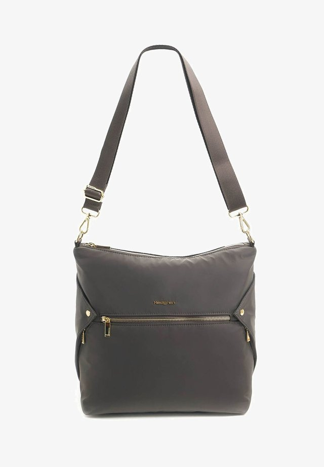 PRISMA OBLIQUE  - Handbag - pavement