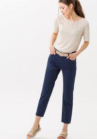 BRAX - STYLE MARY S - Slim fit jeans - indigo - 1