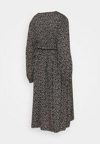Mamalicious Curve - MLZELINA DRESS - Robe d'été - black - 7