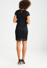 ONLY - ONLSHIRA LACE DRESS  - Cocktailkjoler / festkjoler - black - 2