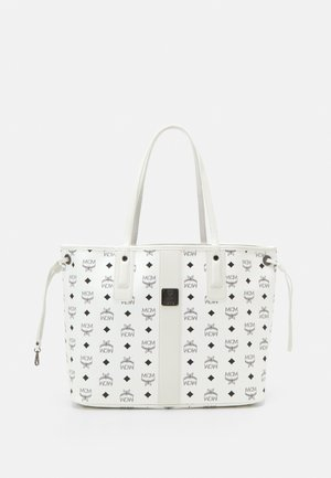 SHOPPER PROJECT VISETOS MEDIUM SET - Tote bag - white